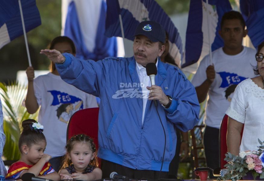 Ortega y alianza opositora aprueban hoja de ruta — Nicaragua