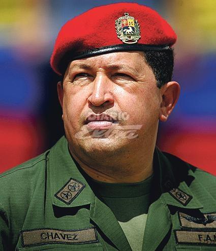 Maduro a Chávez: