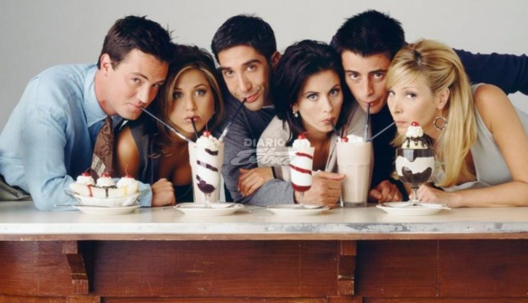 Friends, la serie número uno de la televisión