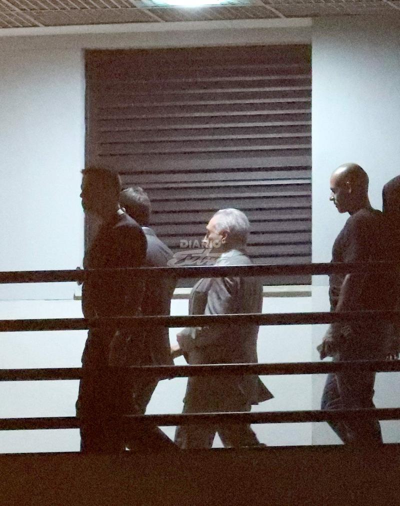 Detienen al ex presidente brasileño Michel Temer por caso Lava Jato