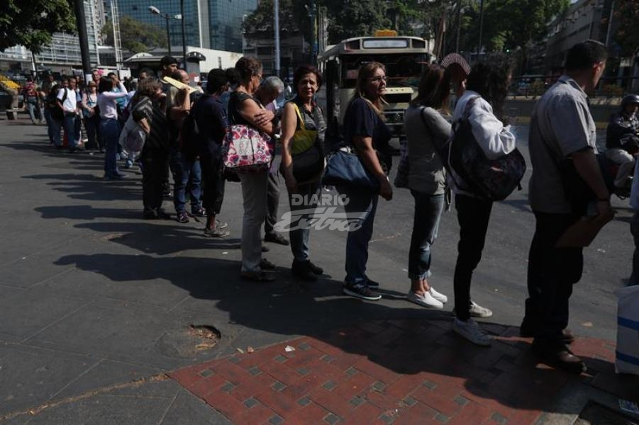 Se produjo un nuevo apagón masivo en varios estados de Venezuela