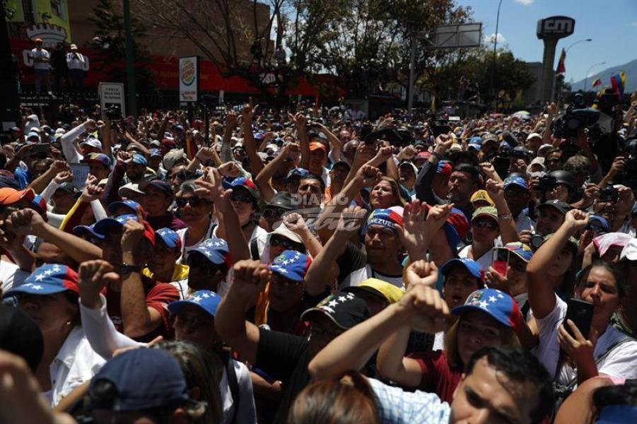 Venezuela denuncia plan de agresión militar al país orquestado en EE.UU