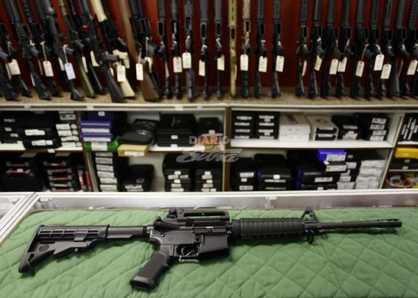 Refrenda Trump defensa al derecho a portar armas de fuego