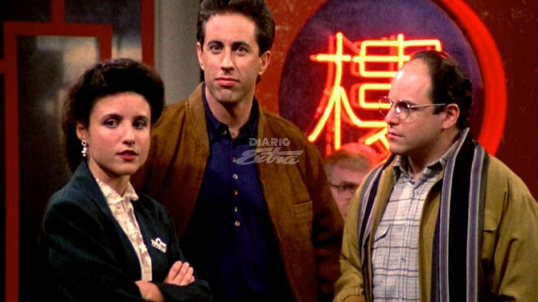 Seinfeld llega a Netflix — Adiós vida