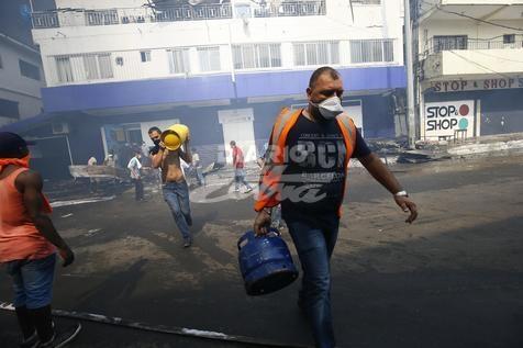 Noticias-Entretenimiento-Television Incendio en escuela deja 26 niños muertos