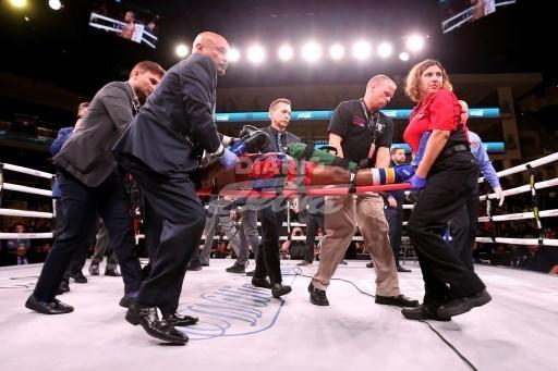 El boxeador Patrick Day fallece por lesiones cerebrales