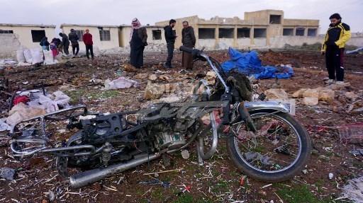 ONU envía 46 camiones con ayuda humanitaria a Idlib