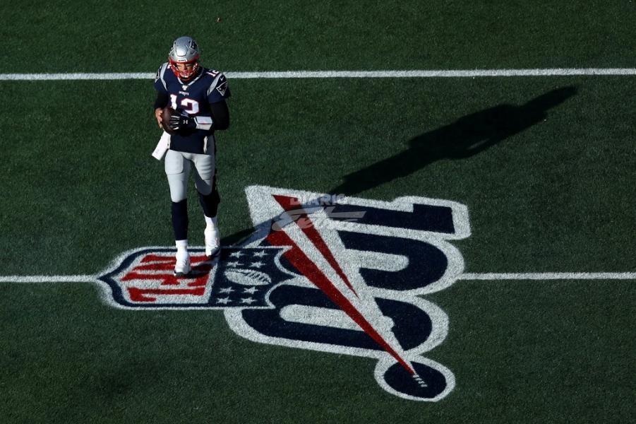 Titans dejan fuera de los playoffs a los Patriots