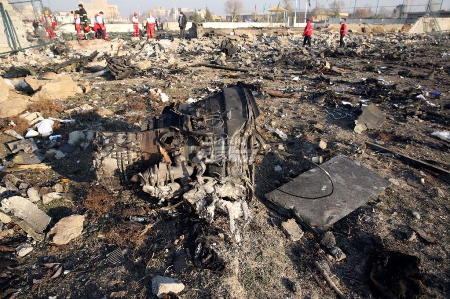 Admite Irán derribo de avión ucraniano