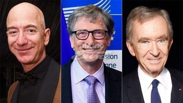 Oxfam: 2.150 multimillonarios tienen más riqueza que el 60% del mundo