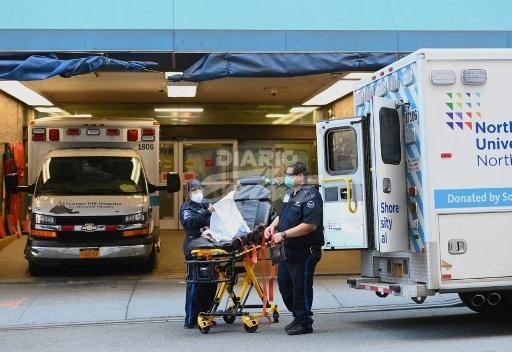 Murió un bebé de seis semanas en Estados Unidos por coronavirus