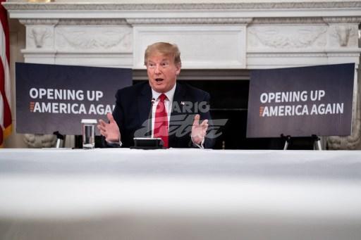Estados Unidos anuncia que pone fin a su relación con la OMS