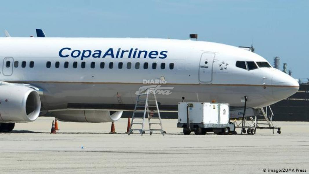 Multa a Copa Airlines por transportar