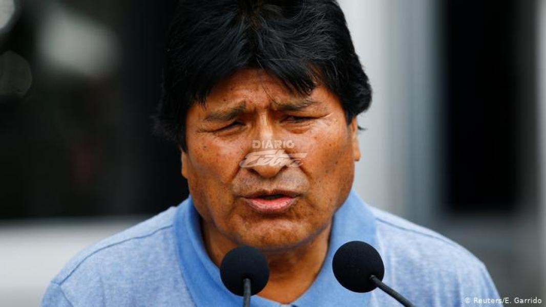 La Fiscalía imputa al expresidente Evo Morales por caso audio
