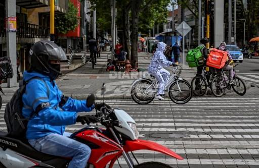 Claudia López no descarta una cuarentena total en Bogotá