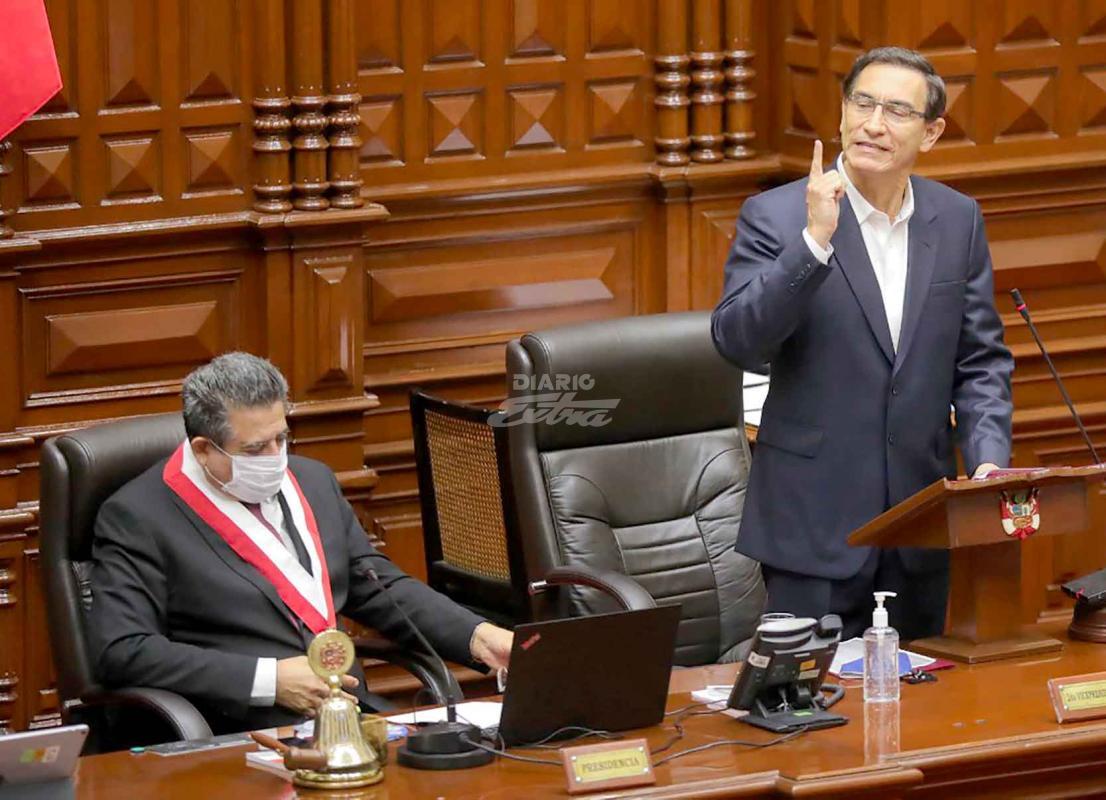 Unidad, solicita Vizcarra a los peruanos